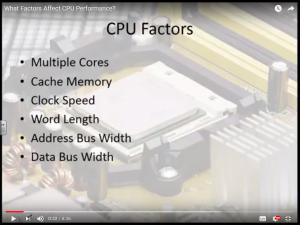 factors-affecting-cpu-performance